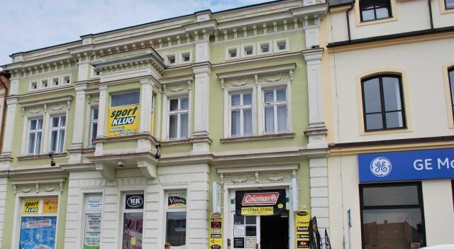 Obchodní centrum Mejdr v Ústí nad Orlicí